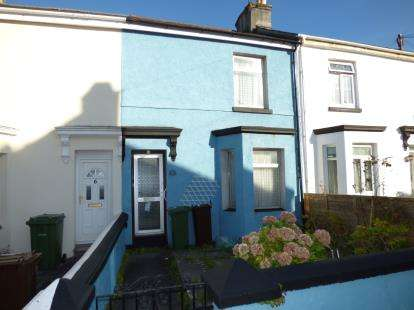 2 Bedrooms Terraced House for sale in Prince Rock, Plymouth, Devon