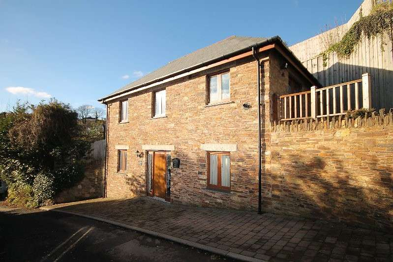 3 Bedrooms Detached House for sale in Tithe Bank Cottage, Tithe Hill, Churchstow, Kingsbridge
