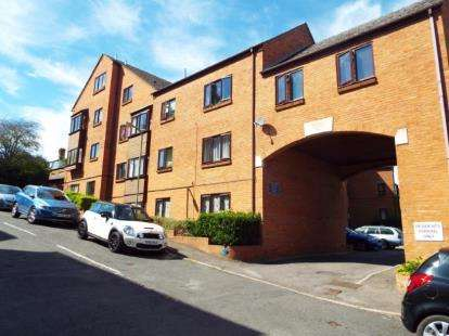 Flat for sale in Britannia Heights, 34A Britannia Road, Banbury, Oxfordshire