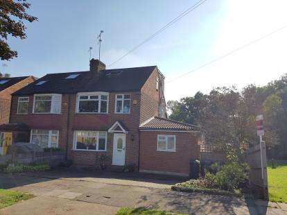 4 Bedrooms Semi Detached House for sale in Western Way, Barnet
