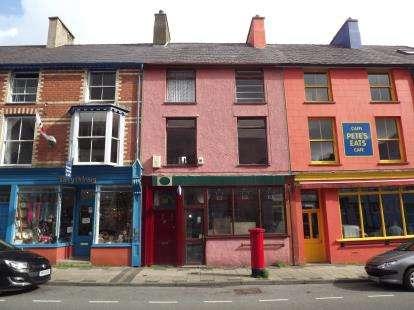 3 Bedrooms Terraced House for sale in High Street, Llanberis, Caernarfon, Gwynedd, LL55
