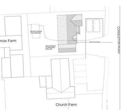 Land Commercial for sale in Marton, Macclesfield, Cheshire