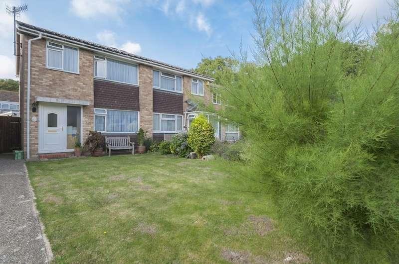 3 Bedrooms Semi Detached House for sale in Juniper Walk, Shoreham-by-Sea