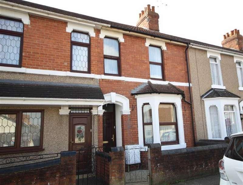 3 Bedrooms Property for sale in Pembroke Street, Old Town, Swindon