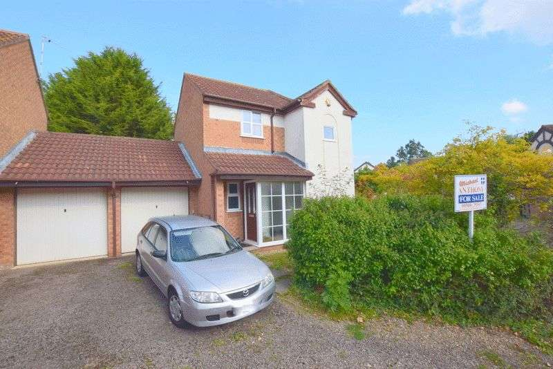 3 Bedrooms House for sale in Hutchings Close, Milton Keynes