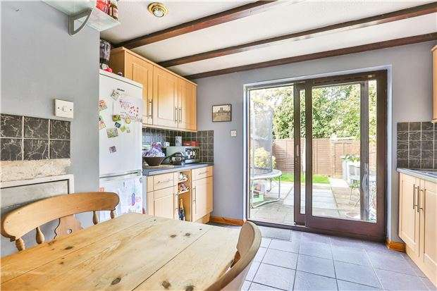 2 Bedrooms Terraced House for sale in Calais Dene, BAMPTON