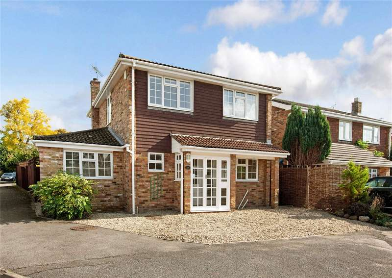 3 Bedrooms Detached House for sale in Denham Walk, Chalfont St. Peter, Gerrards Cross, Buckinghamshire, SL9