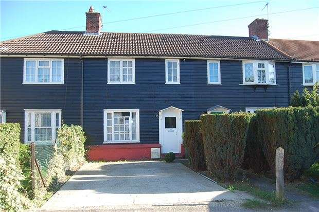 3 Bedrooms Terraced House for sale in Mostyn Road, EDGWARE, Middlesex, HA8 0JD