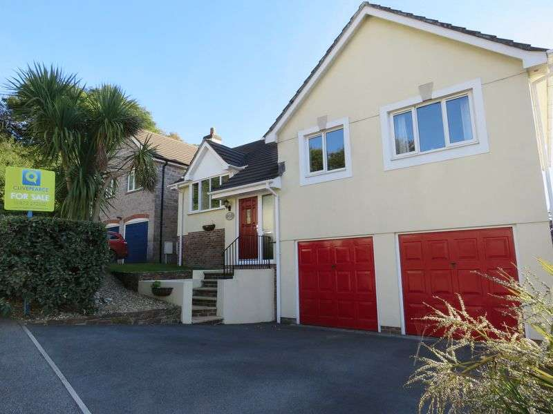 4 Bedrooms Detached House for sale in Tinney Drive, Truro