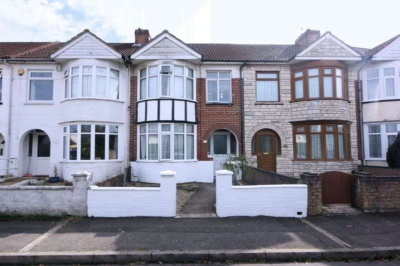 3 Bedrooms Terraced House for sale in Park Close, Gosport