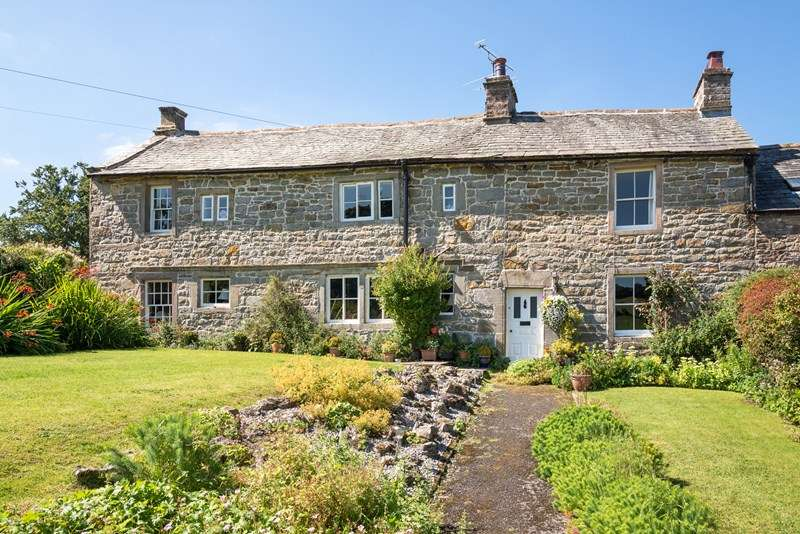 6 Bedrooms House for sale in Meaburn Hill Farmhouse, Maulds Meaburn, Penrith