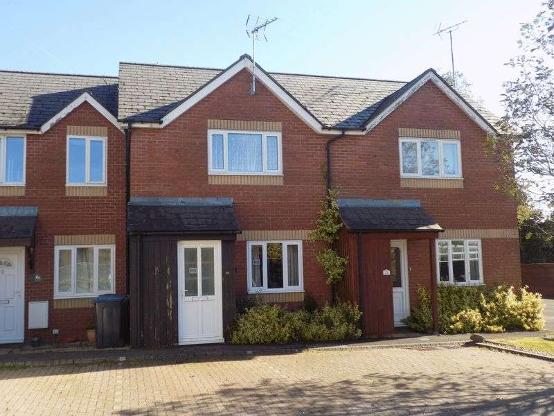 2 Bedrooms Terraced House for sale in Willis Way, Purton