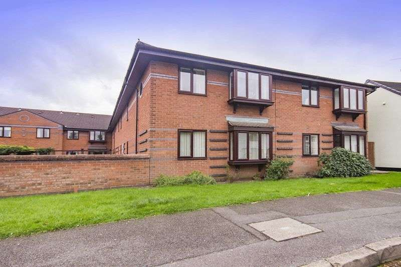 1 Bedroom Flat for sale in THE DOVEDALES, PARK ROAD, MICKLEOVER