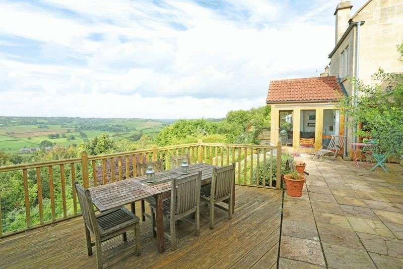 4 Bedrooms Detached House for sale in Box Hill, Corsham