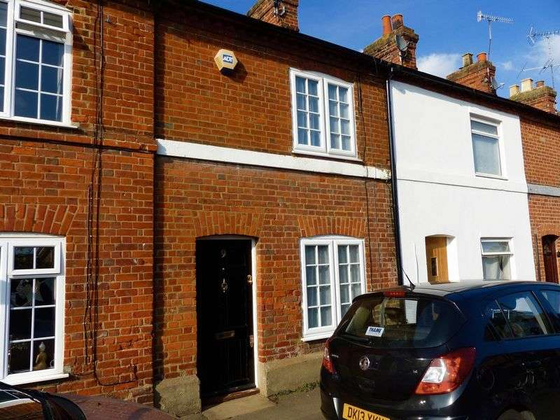 2 Bedrooms Terraced House for sale in Central Marlow