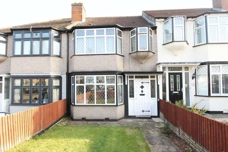 3 Bedrooms Terraced House for sale in Sunbury Road, Cheam