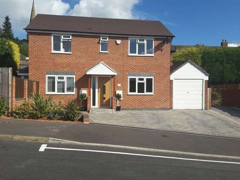 3 Bedrooms Detached House for sale in Gainsborough Way, Winshill