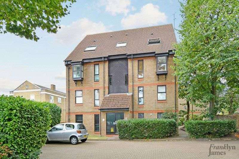 Flat for sale in Wycherley Close, Blackheath, SE3
