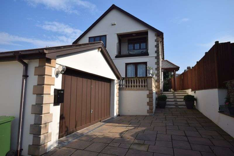 4 Bedrooms Detached House for sale in 67 Bowham Avenue, Bridgend CF31 3PA