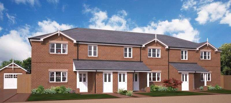 2 Bedrooms Flat for sale in Plot 41, The Kelham, Beacon Lane, Grantham