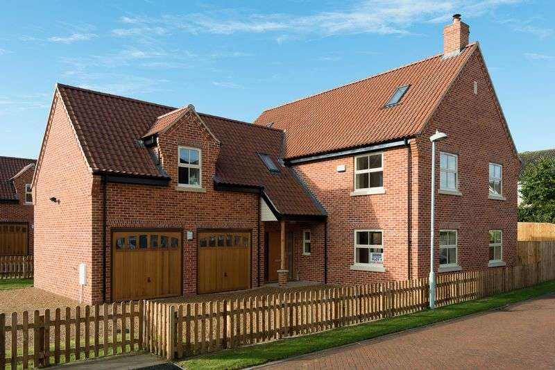 7 Bedrooms Detached House for sale in Brick Kiln Farm Development, Old Farm Road, Beccles