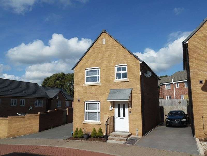 3 Bedrooms Detached House for sale in Lon Yr Helyg Parc Derwen Coity Bridgend CF35 6DD