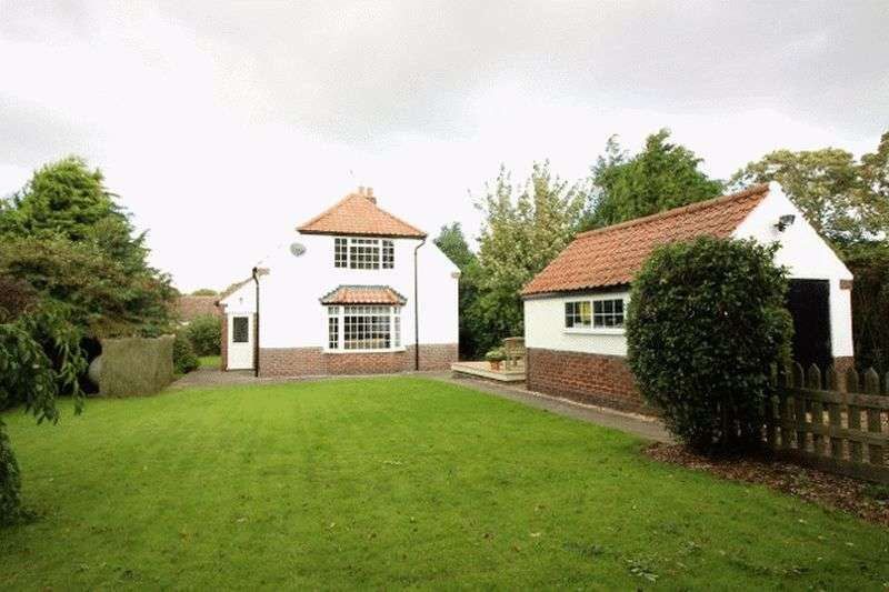 2 Bedrooms Detached House for sale in The Wong, Horncastle