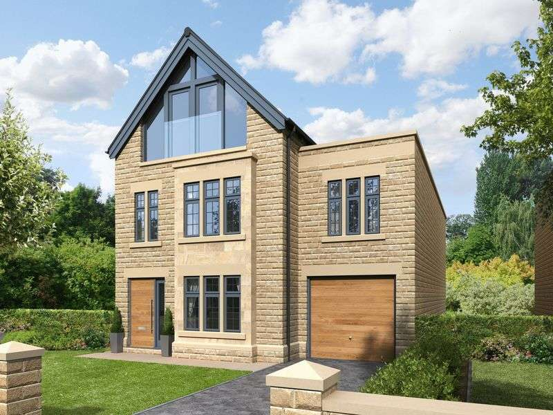 4 Bedrooms Detached House for sale in Plot 1, The Rise, Crowthorn, Edgworth, Bolton