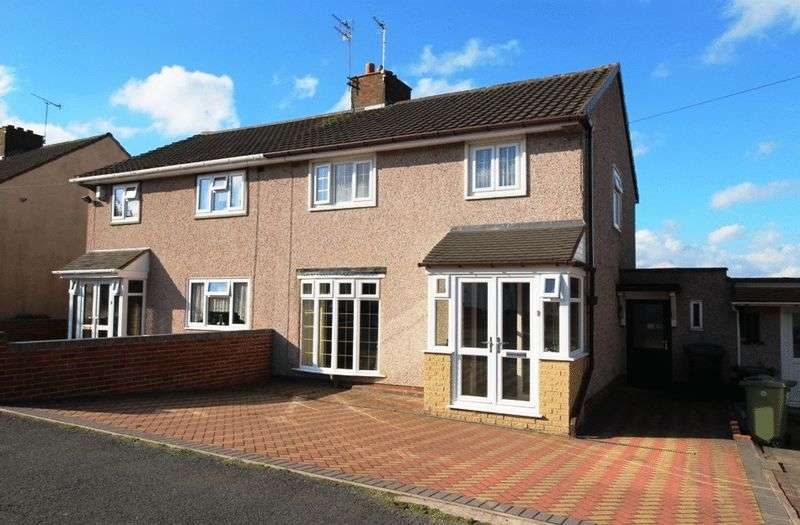 3 Bedrooms Semi Detached House for sale in The Ridgeway, SEDGLEY