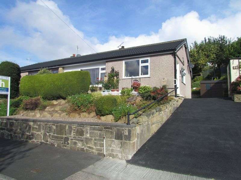 2 Bedrooms Semi Detached House for sale in Southlands Grove West, Keighley