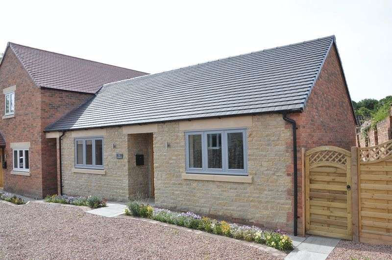 3 Bedrooms Detached Bungalow for sale in Mill Lane, Aldington, Evesham, WR11 7YQ