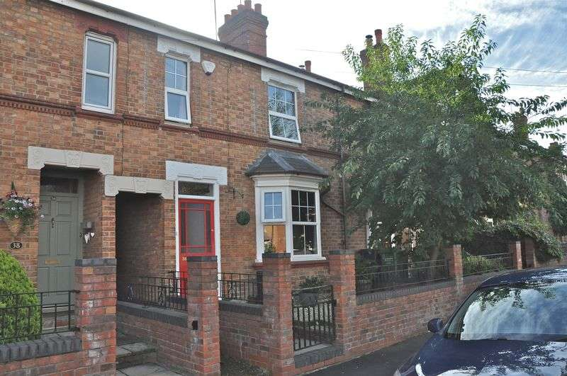 3 Bedrooms Terraced House for sale in Northwick Road, Evesham, WR11 3AL