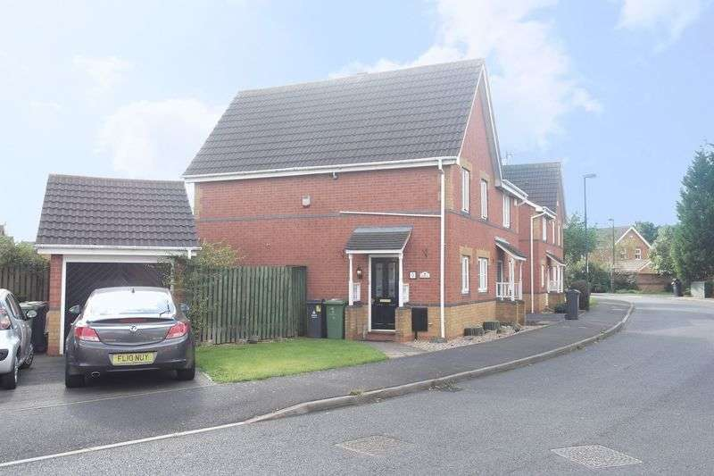 3 Bedrooms Semi Detached House for sale in Kenilworth Crescent, Walsall