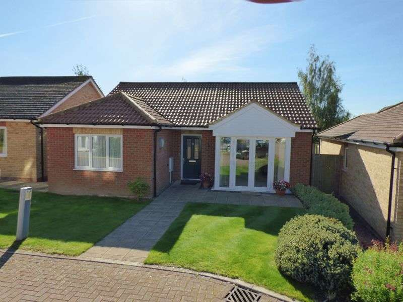 2 Bedrooms Detached Bungalow for sale in Queen Anne Court, Quedgeley, Gloucester