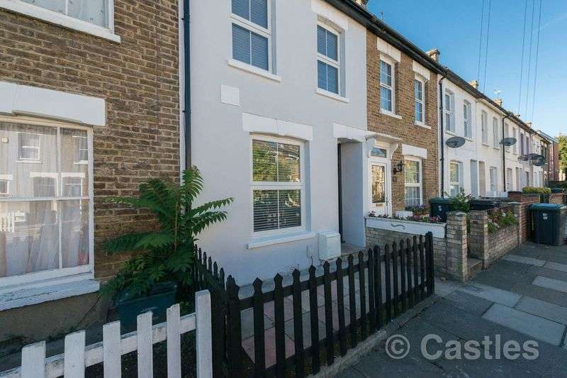 2 Bedrooms Terraced House for sale in Collingwood Road N15