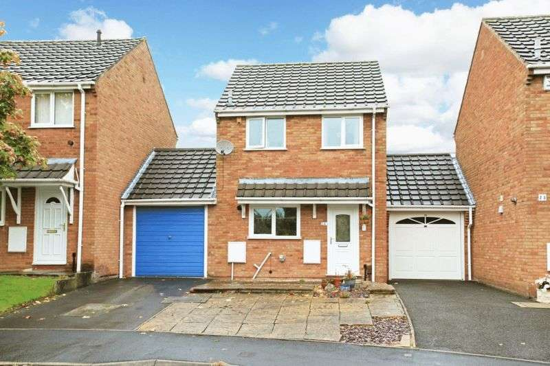2 Bedrooms Detached House for sale in Deuxhill Close, Dawley, Telford