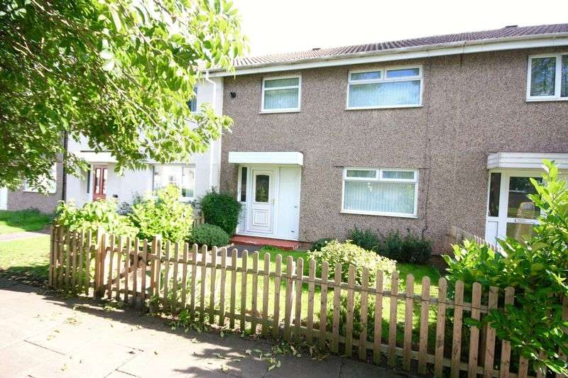2 Bedrooms Terraced House for sale in Bramall Lane, Darlington