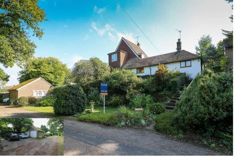 3 Bedrooms Detached House for sale in Springhill, Fordcombe, Tunbridge Wells