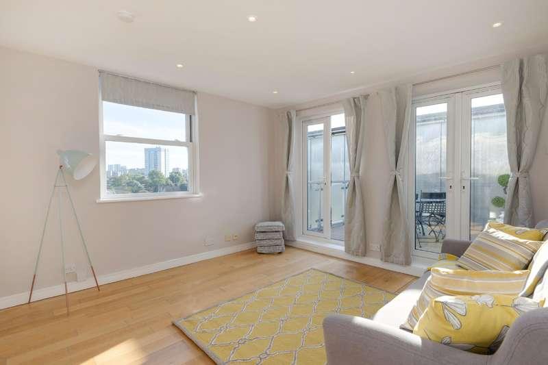2 Bedrooms Flat for sale in Kilburn High Road, Kilburn