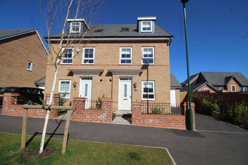 4 Bedrooms Semi Detached House for sale in Princess Boulevard, Nottingham, NG8