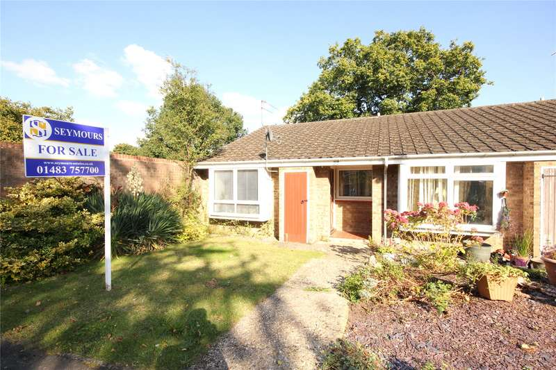2 Bedrooms Semi Detached Bungalow for sale in Choir Green, Knaphill, Woking, Surrey, GU21