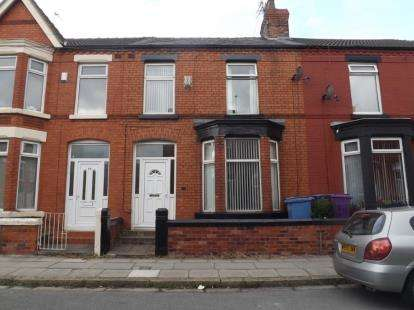 3 Bedrooms Terraced House for sale in Crawford Avenue, Mossley Hill, Liverpool, Merseyside, L18