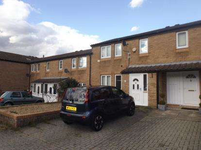 3 Bedrooms Terraced House for sale in Gaskin Court, Downs Barn, Milton Keynes
