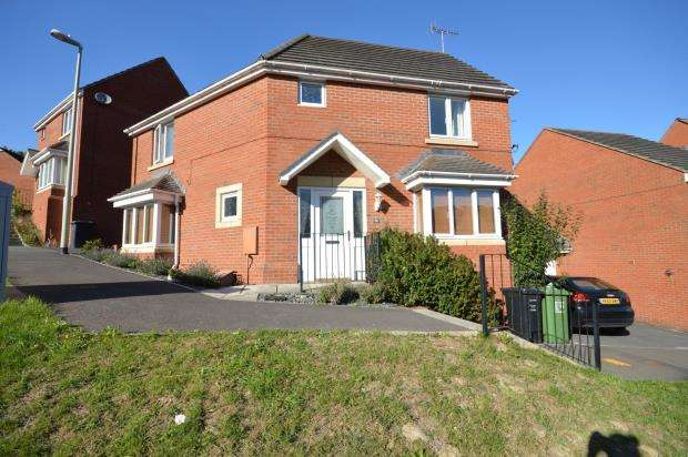 3 Bedrooms Detached House for sale in Lavender Road, Exeter, Devon