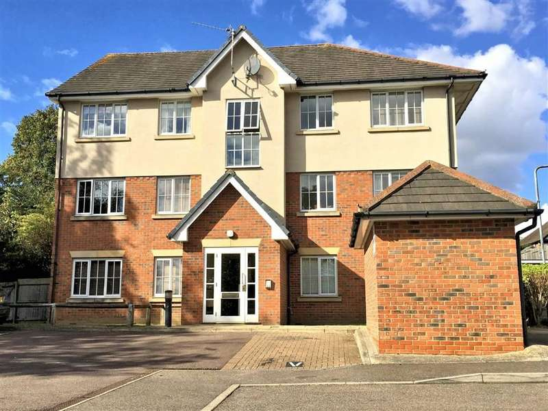 2 Bedrooms Flat for sale in Harding House, Centre Drive, Epping