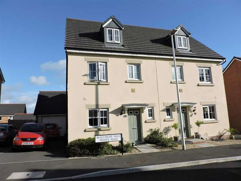 4 Bedrooms Property for sale in Beauchamp Walk, Kingsbridge