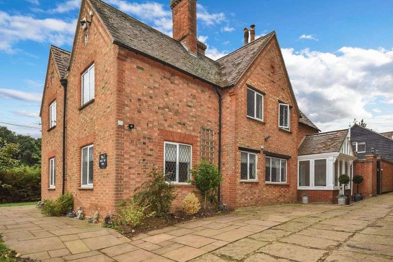 6 Bedrooms Detached House for sale in Green End Farm, Maulden