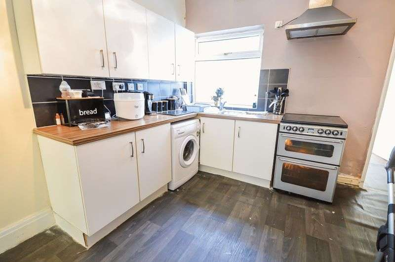 2 Bedrooms Semi Detached House for sale in Lord Street, Clifton, Rotherham