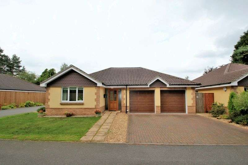 3 Bedrooms Detached Bungalow for sale in Birchwood Place, St. Leonards