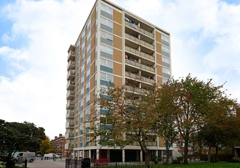 2 Bedrooms Flat for sale in Chaucer Court, Stoke Newington, N16